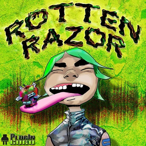 Rotton Razor: PluginGuru's library of aggressive EDM patches for Native Instruments Razor. I contributed some patches and wrote a demo track.