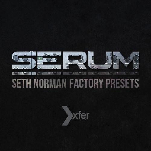 XFER Serum Factory Presets