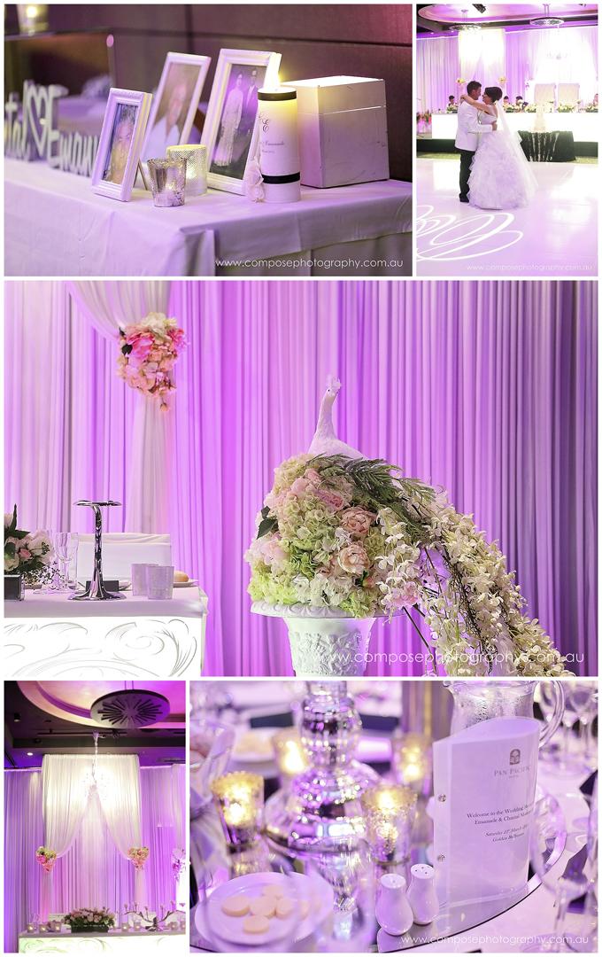 Wedding at Pan Pacific Perth