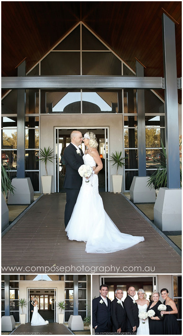 wedding in mindarie