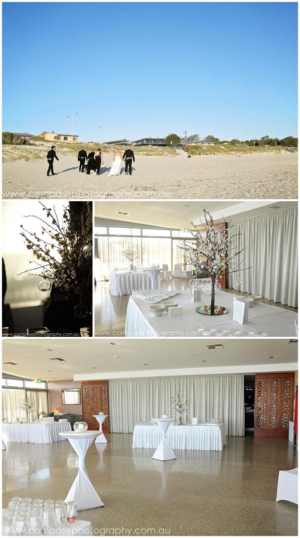 portofinos wedding reception