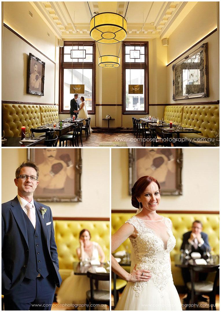 modern wedding photos in perth