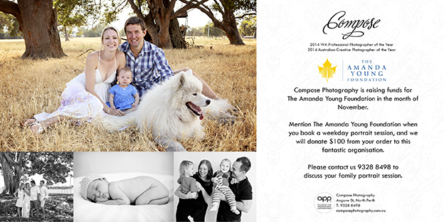 portrait photographer perth