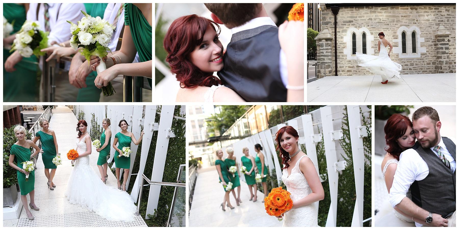 trustee wedding