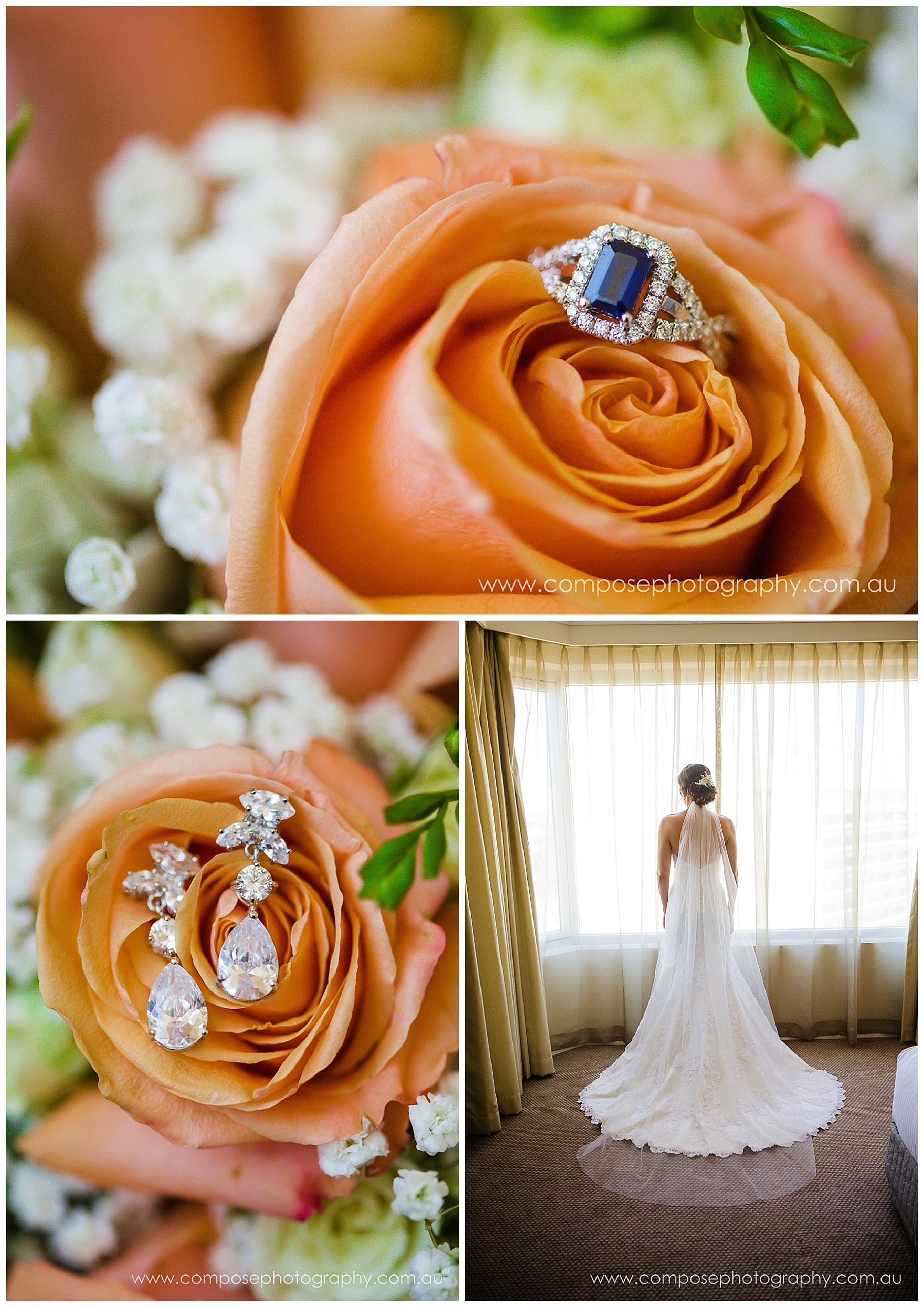 sapphire engagement ring perth