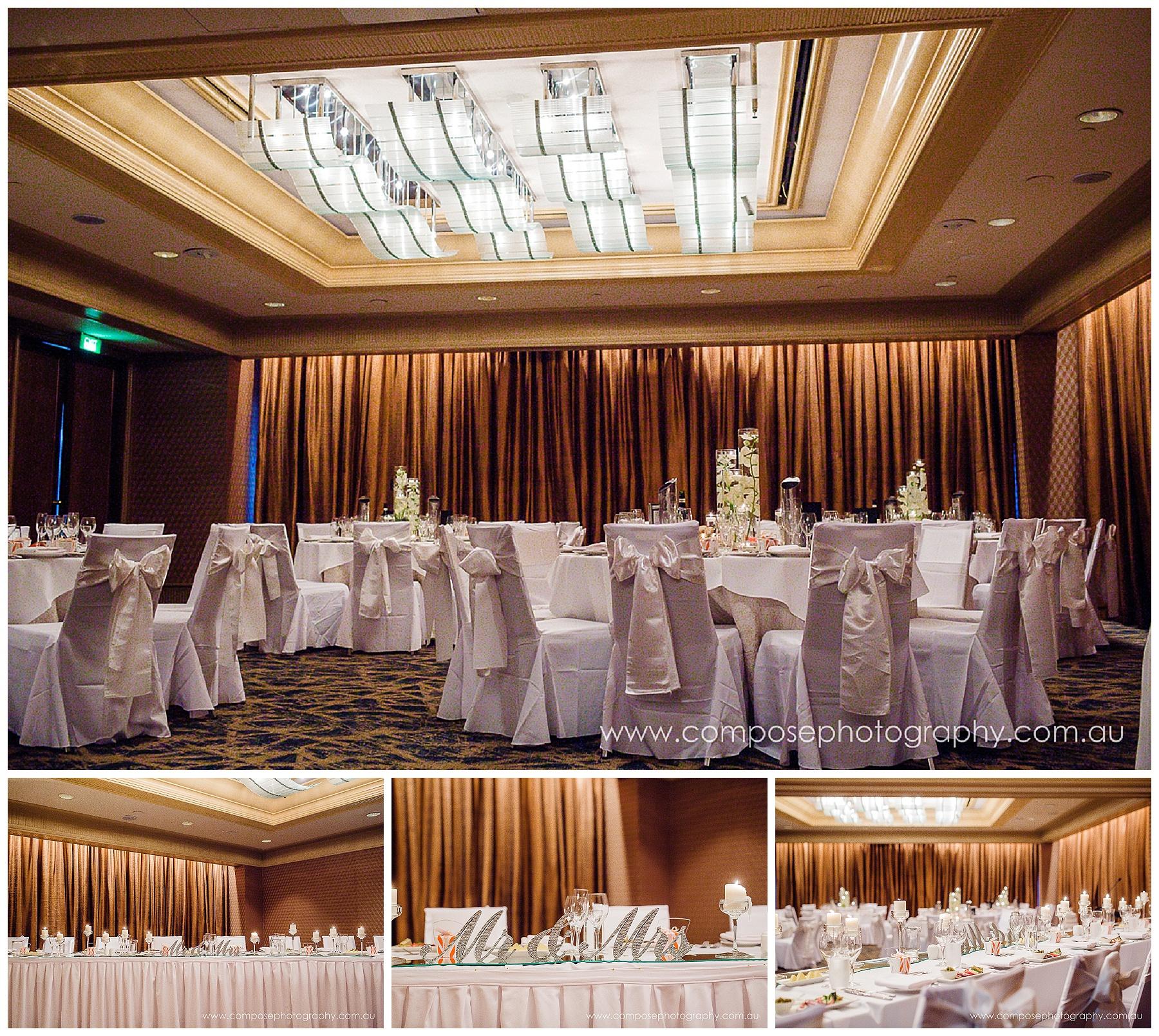 hyatt ballroom wedding