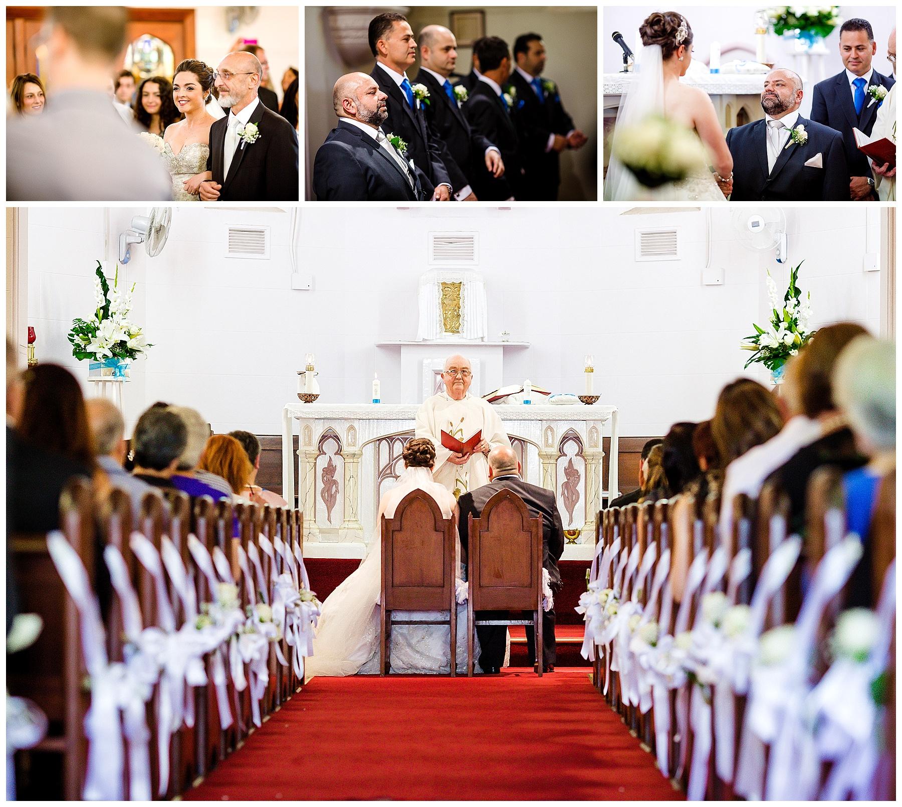 fremantle church wedding