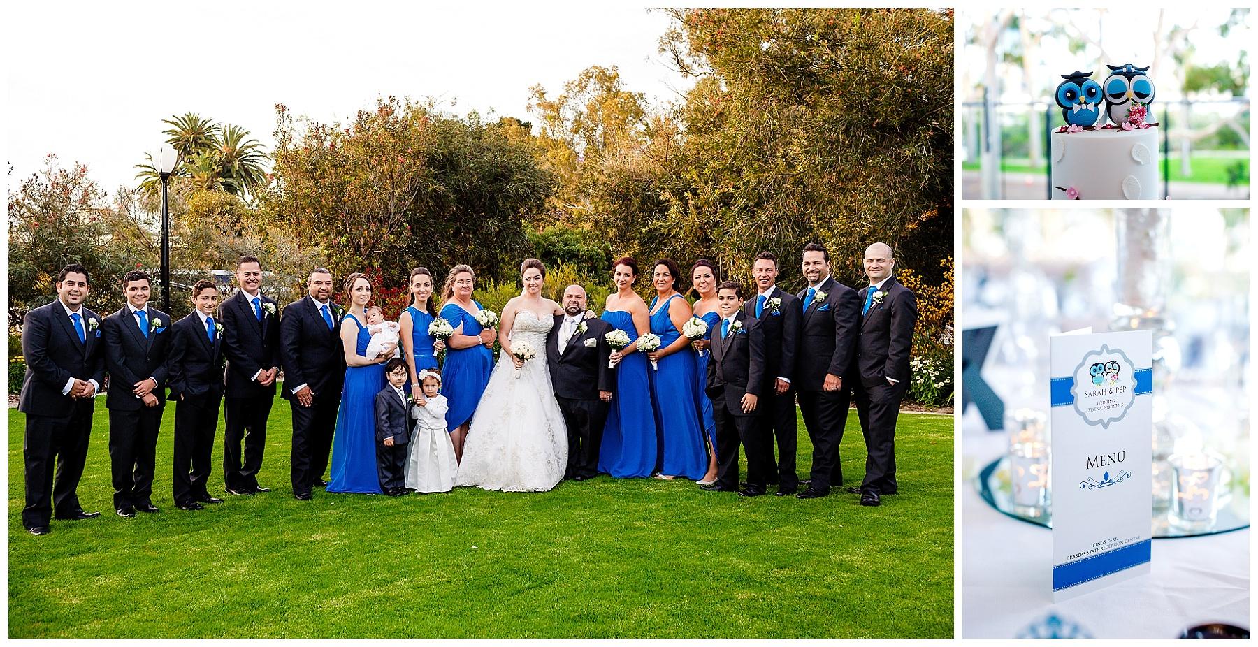 kings park wedding