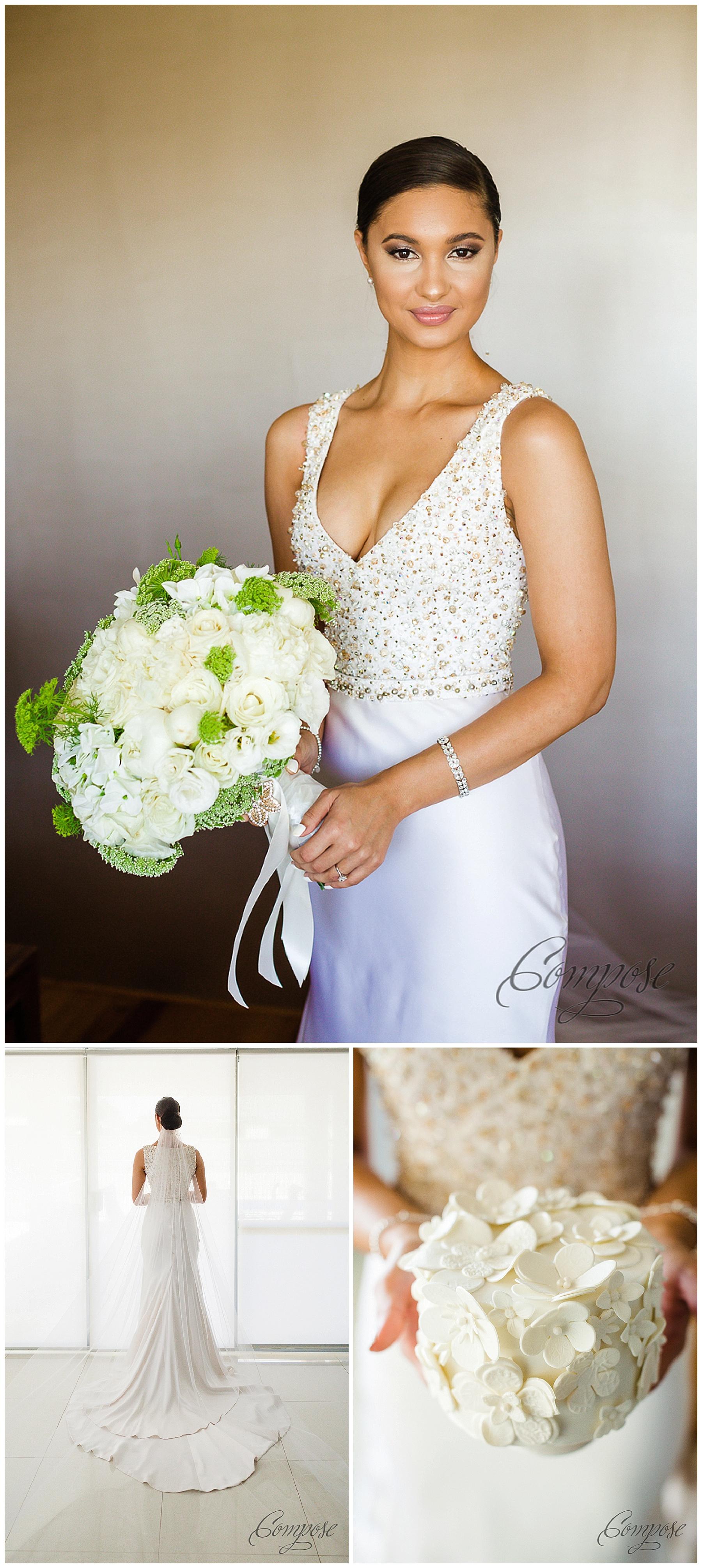 Flower talk wedding