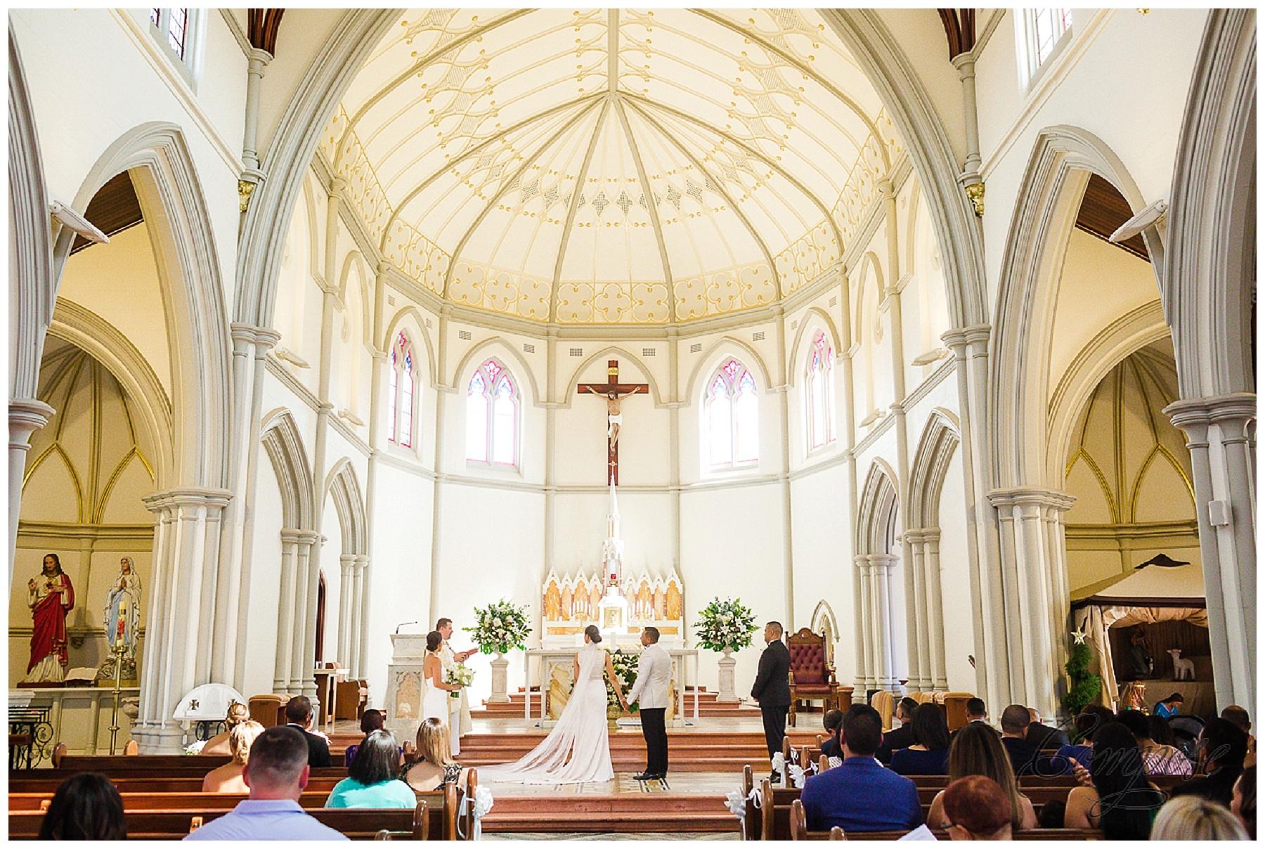 St Josephs Subiaco wedding