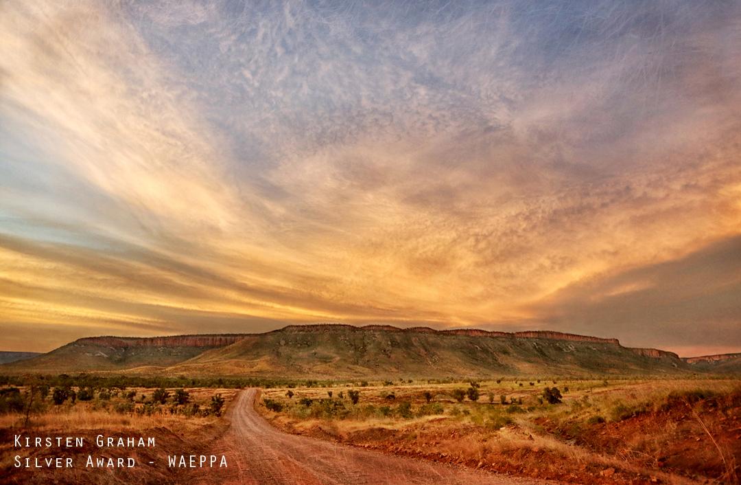 cockburn ranges landscape