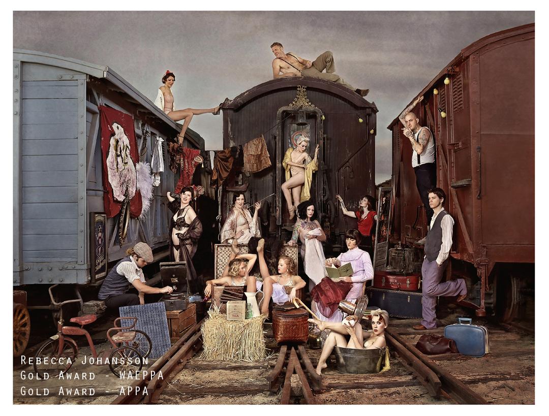 twisted vaudeville circus