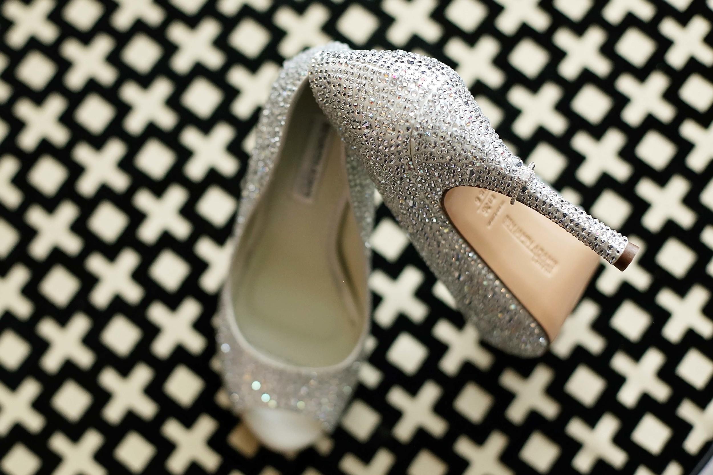 benjamin adams wedding shoe