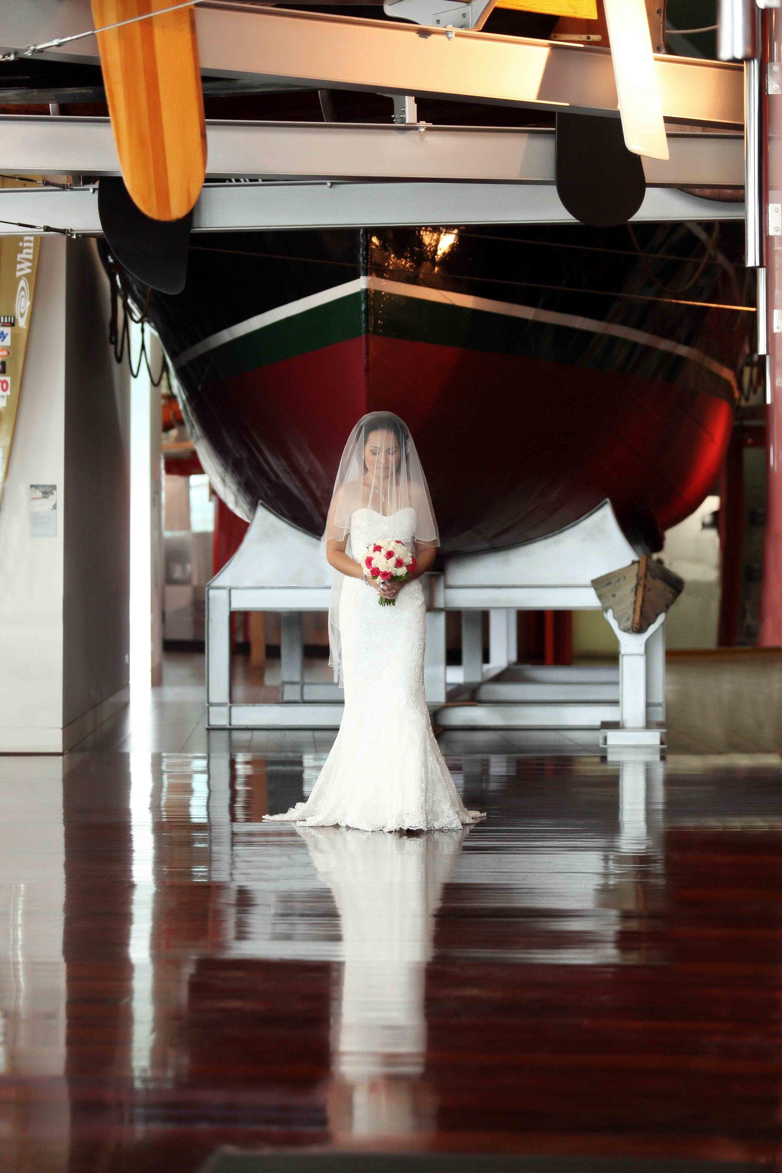 maritime museum wedding