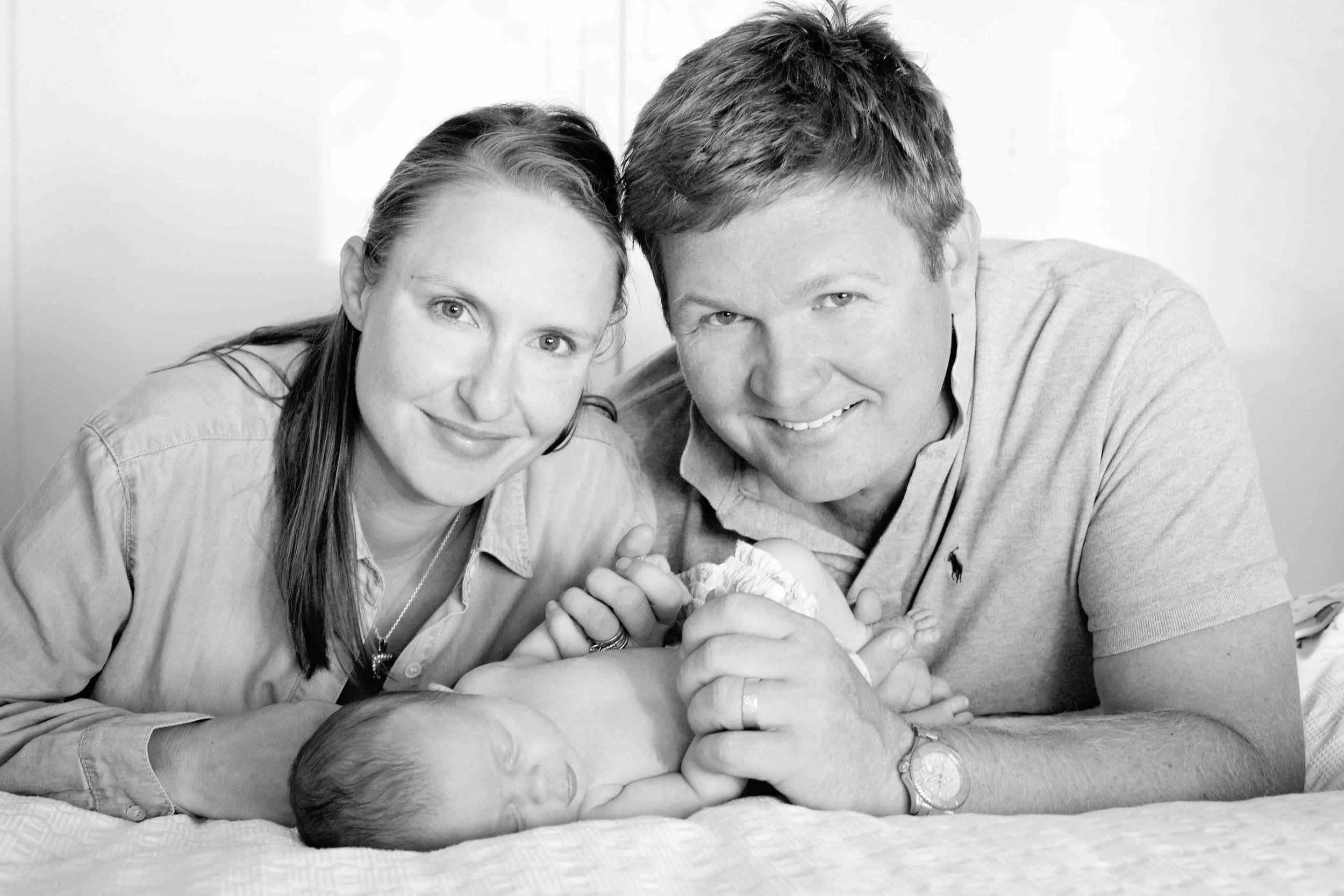 perth newborn family photographer