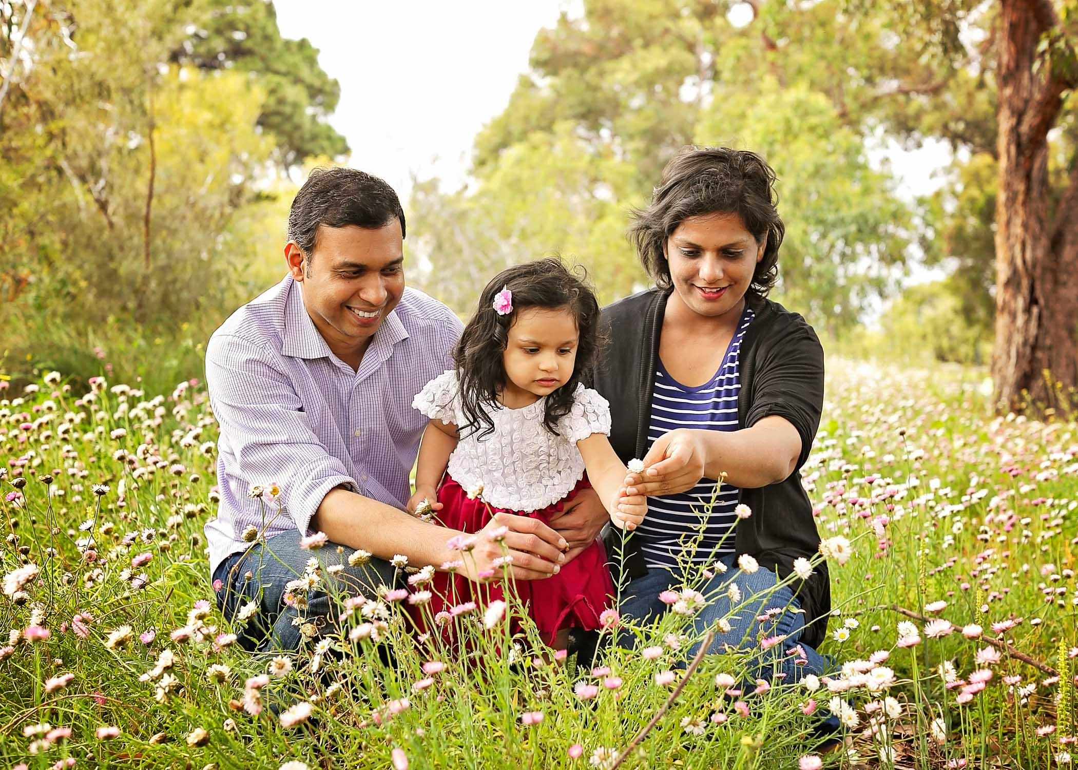 kings park family portrait