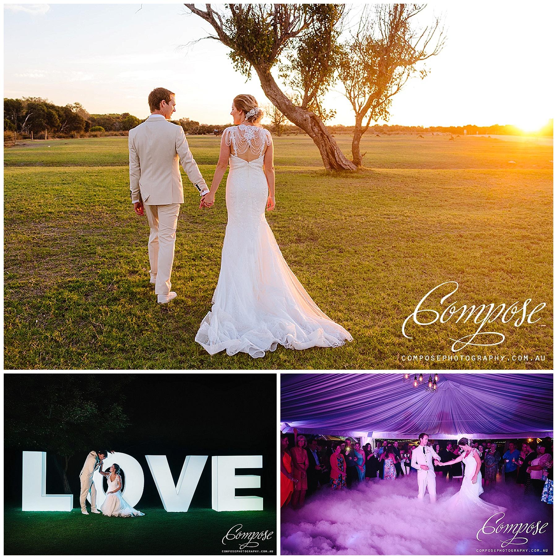 barn wedding perth