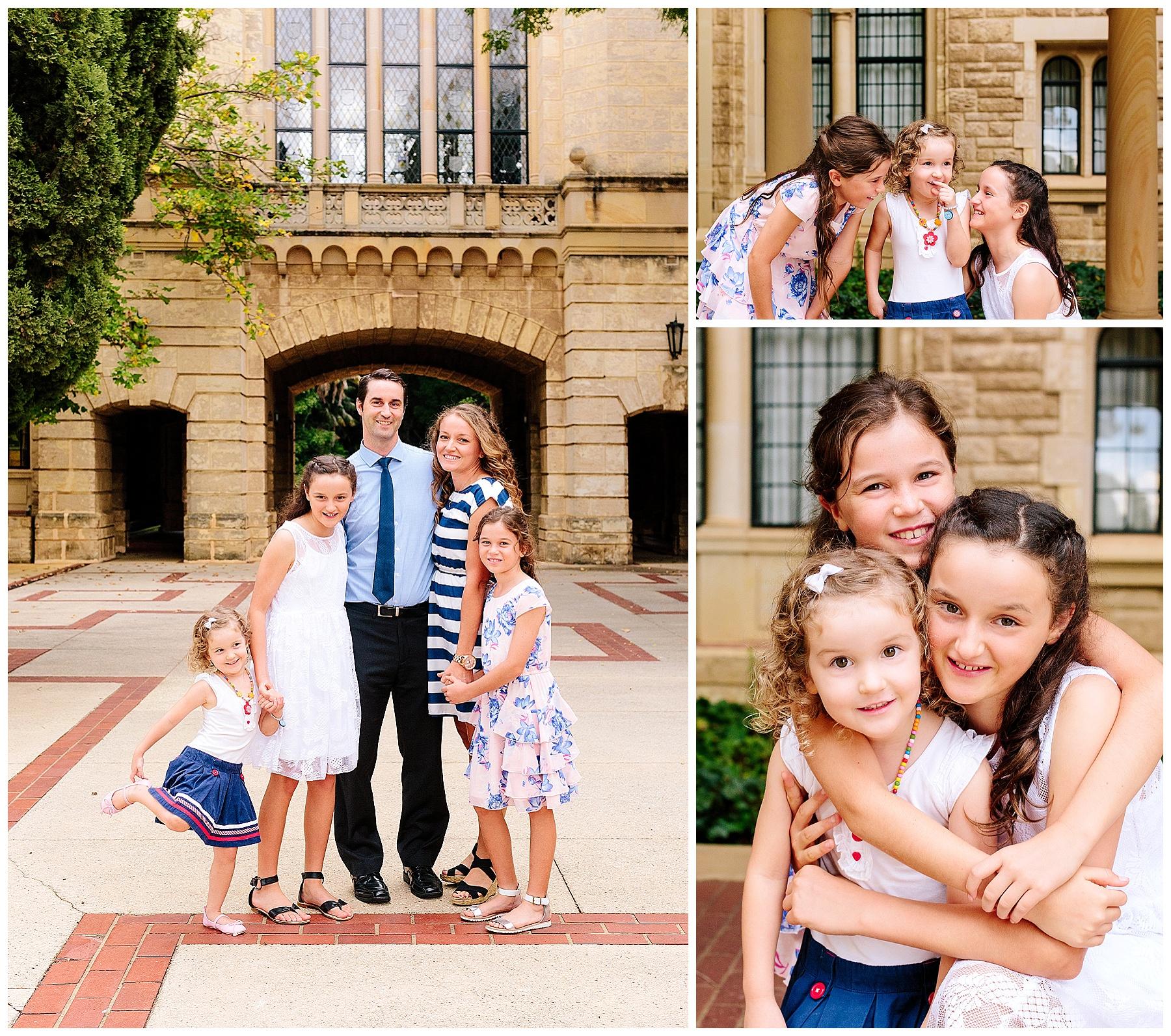 family portrait nedlands