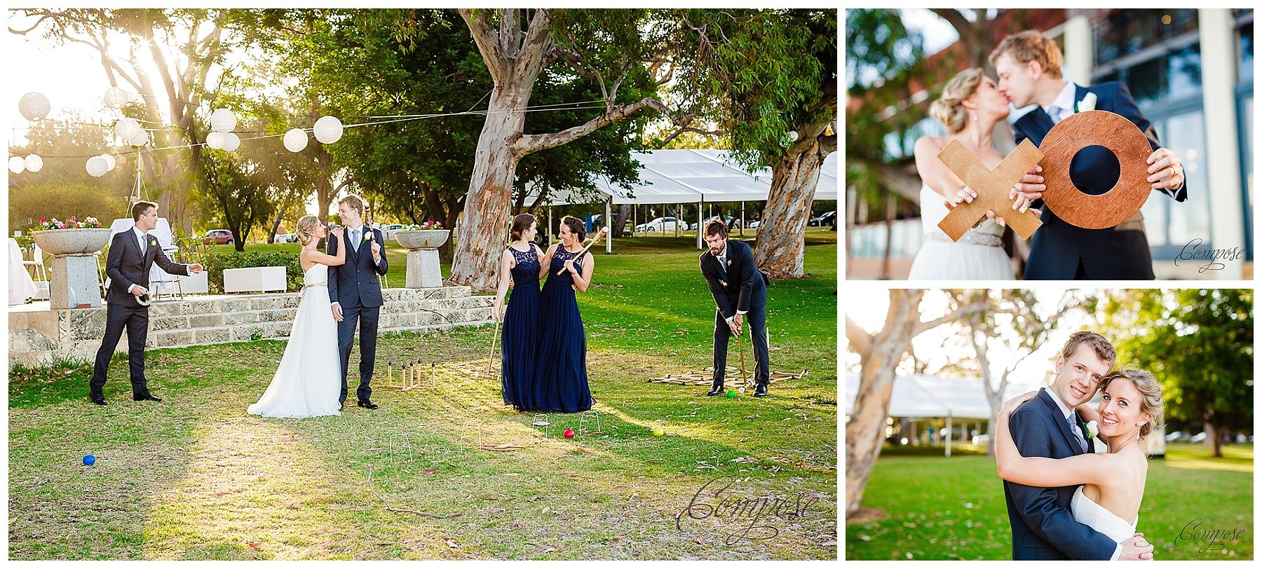 outdoor games for weddings perth