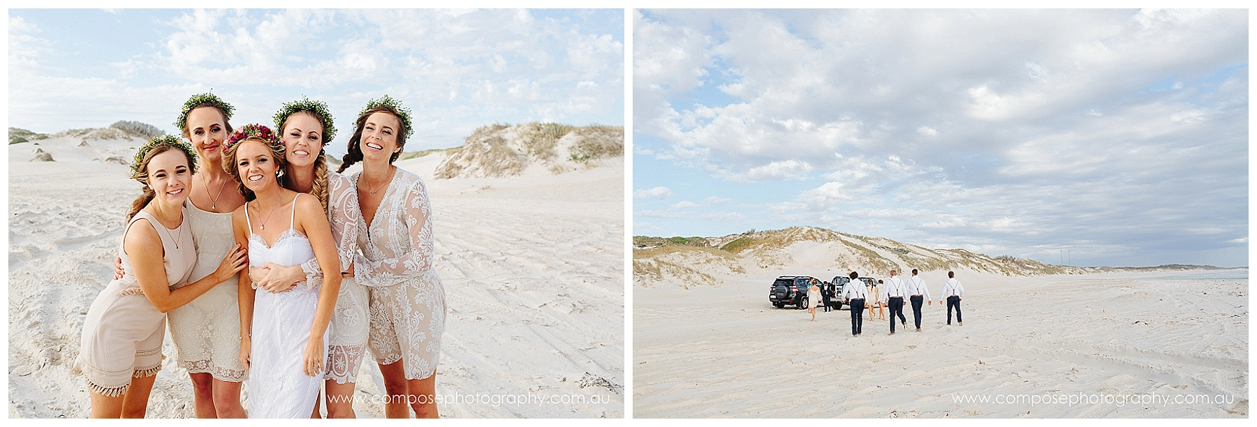 Lancelin wedding photographer