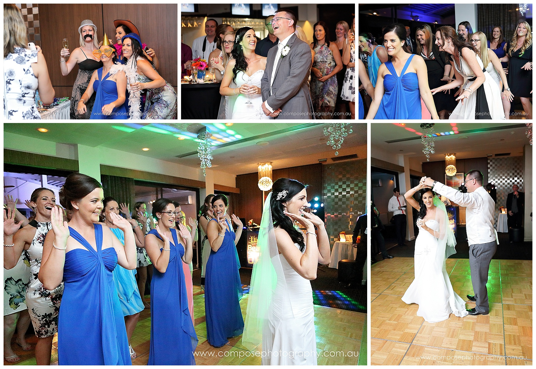 bridal flashmob