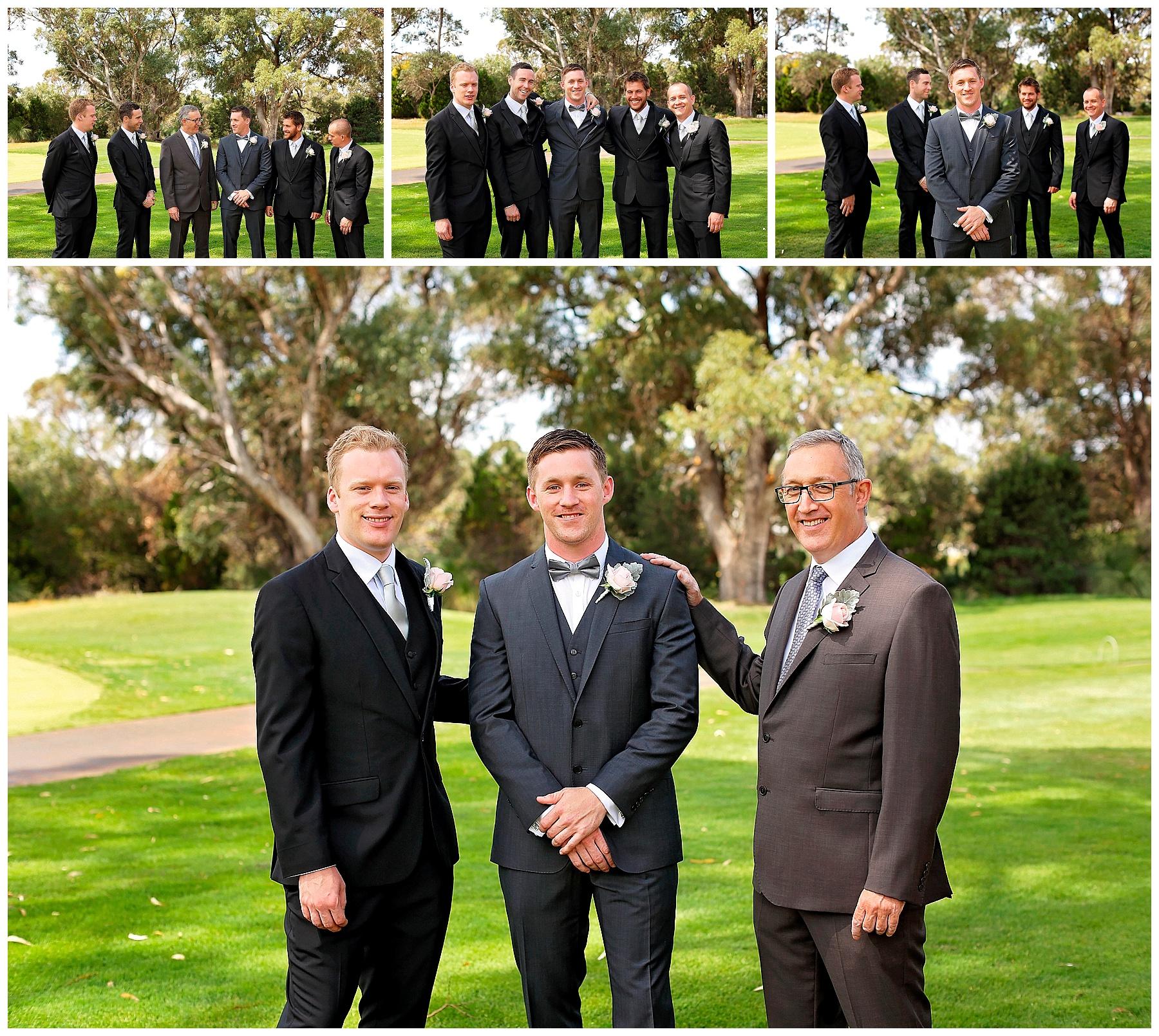golf club wedding perth