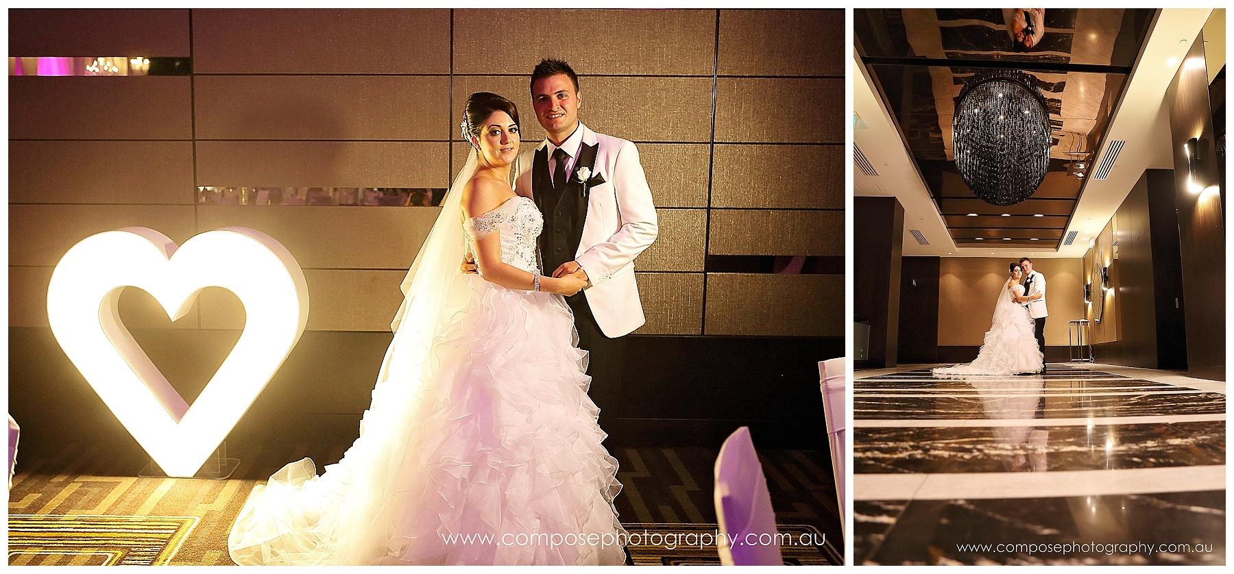 Pan Pacific Wedding