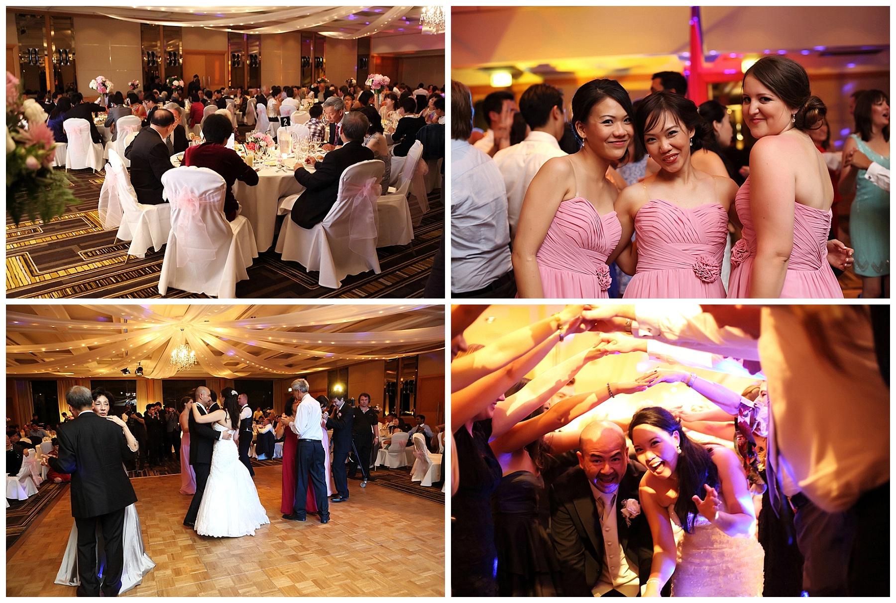 Chinese wedding at Pan Pacific Perth