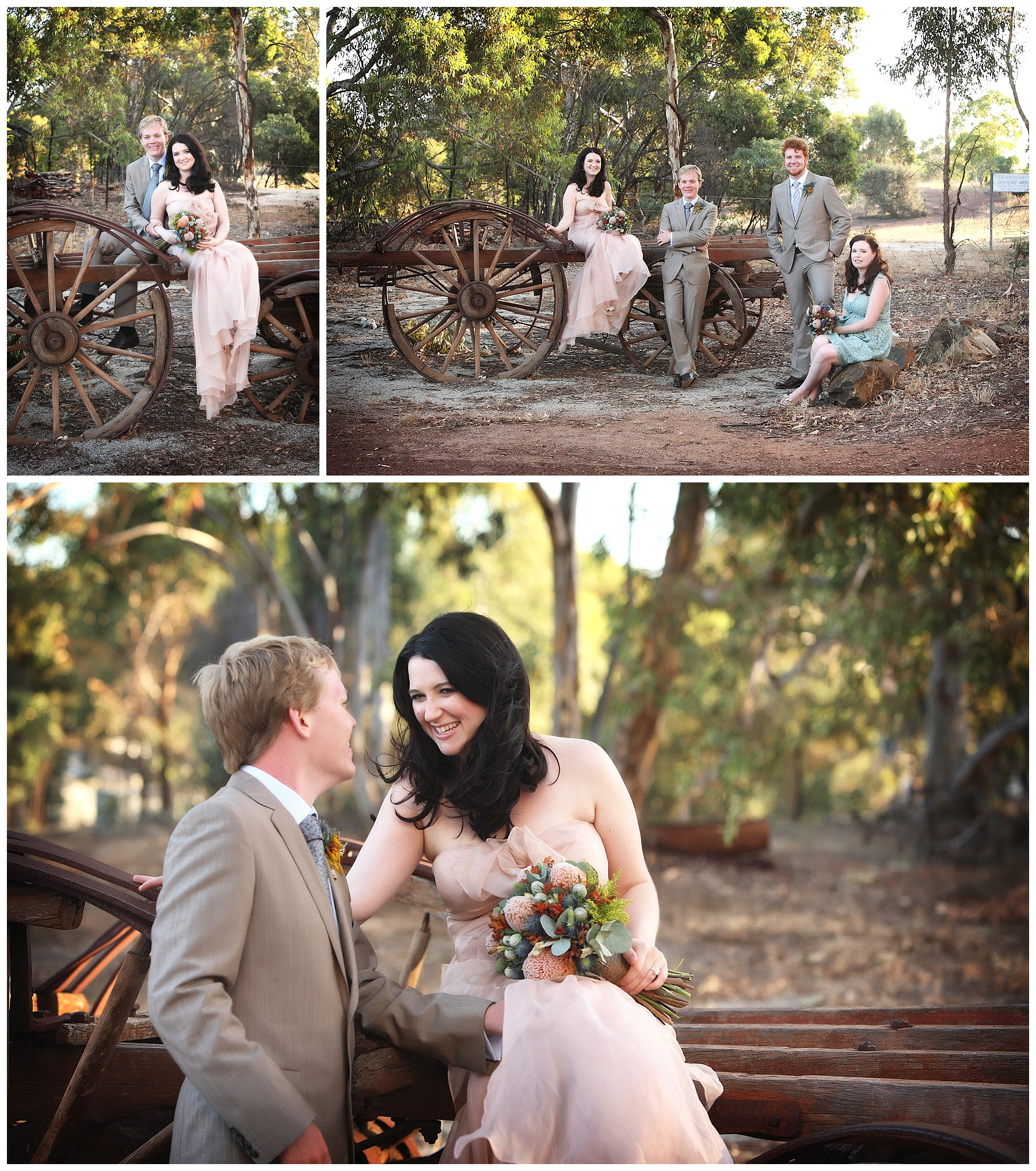 New Norcia Wedding