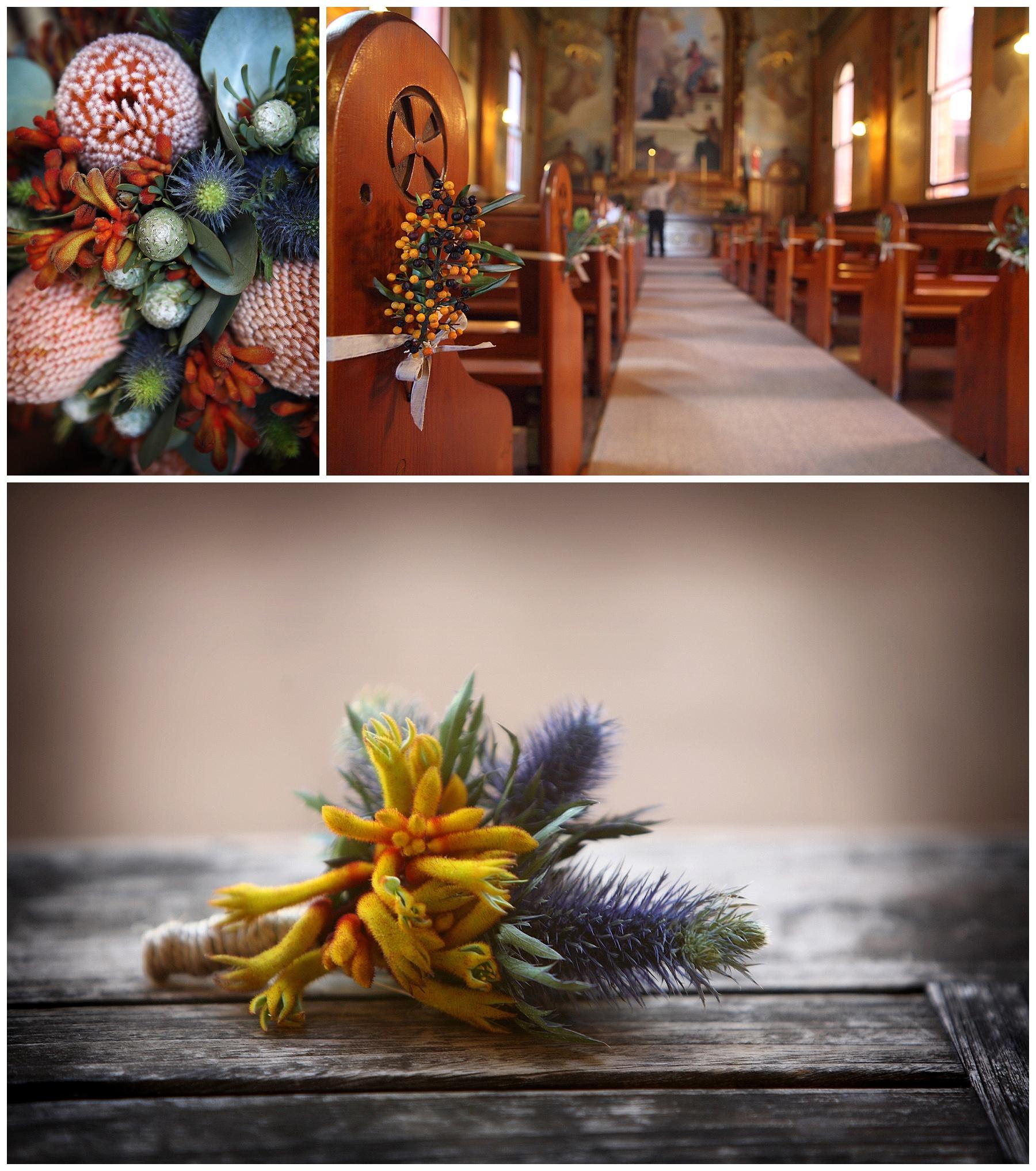 Native Wedding Flowers Perth