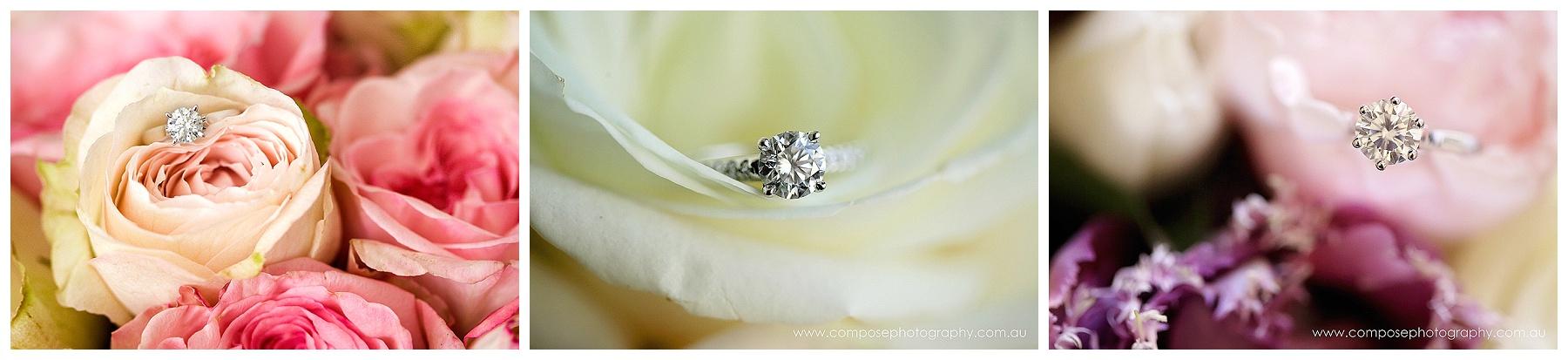 Brilliant cut engagement ring perth