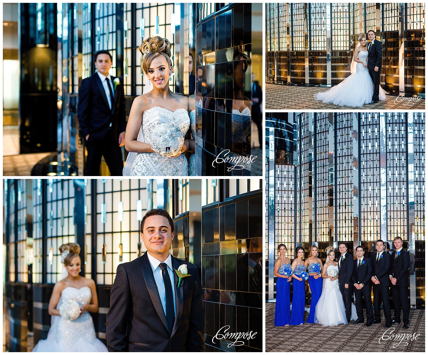 Crown wedding photography
