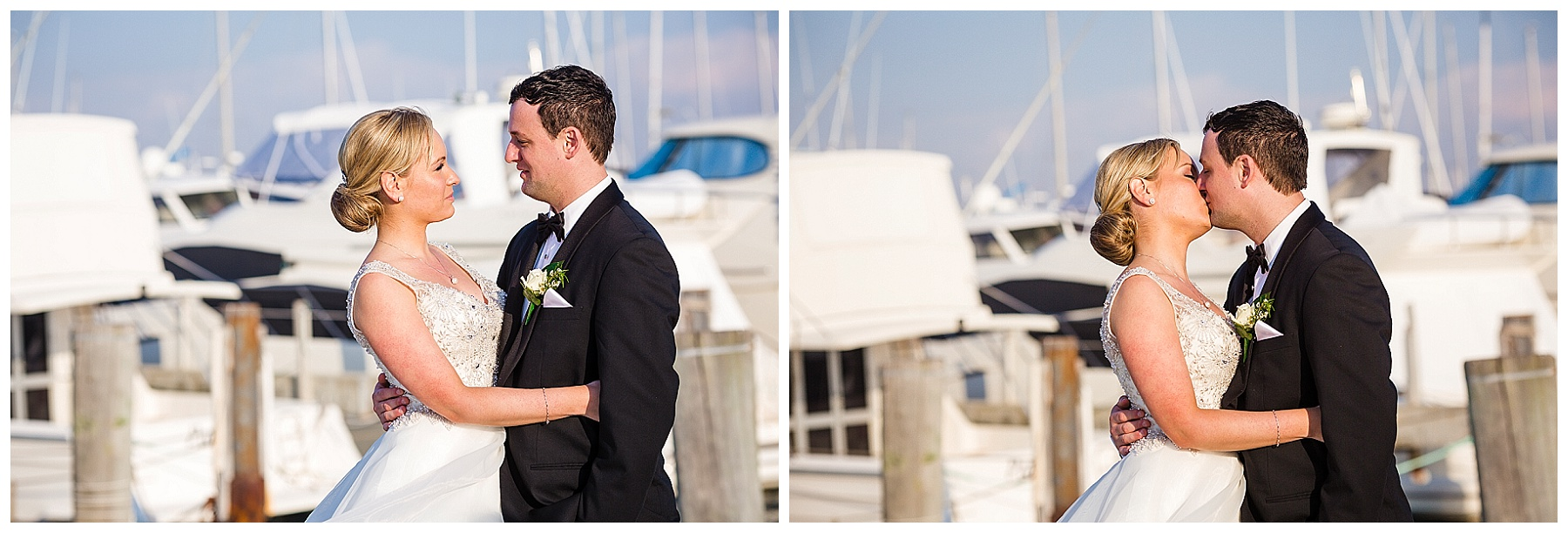 Hillarys Harbour wedding photo