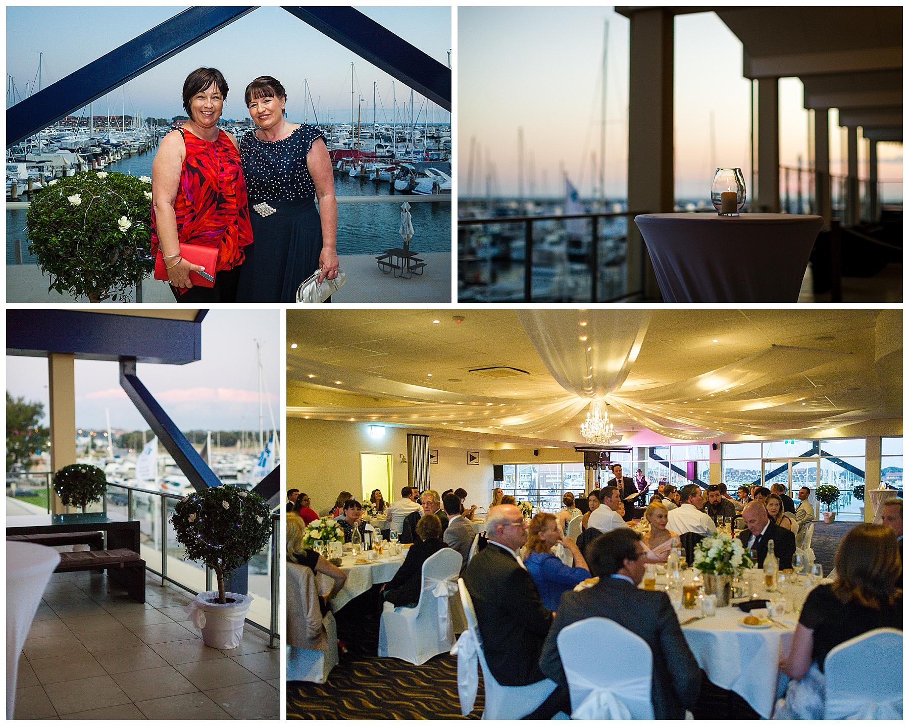 Perth beach wedding venue