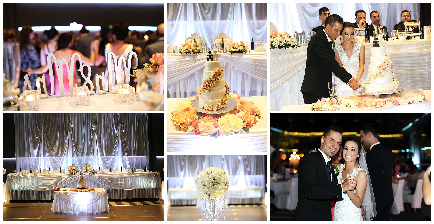 Wedding at Joondalup Resort