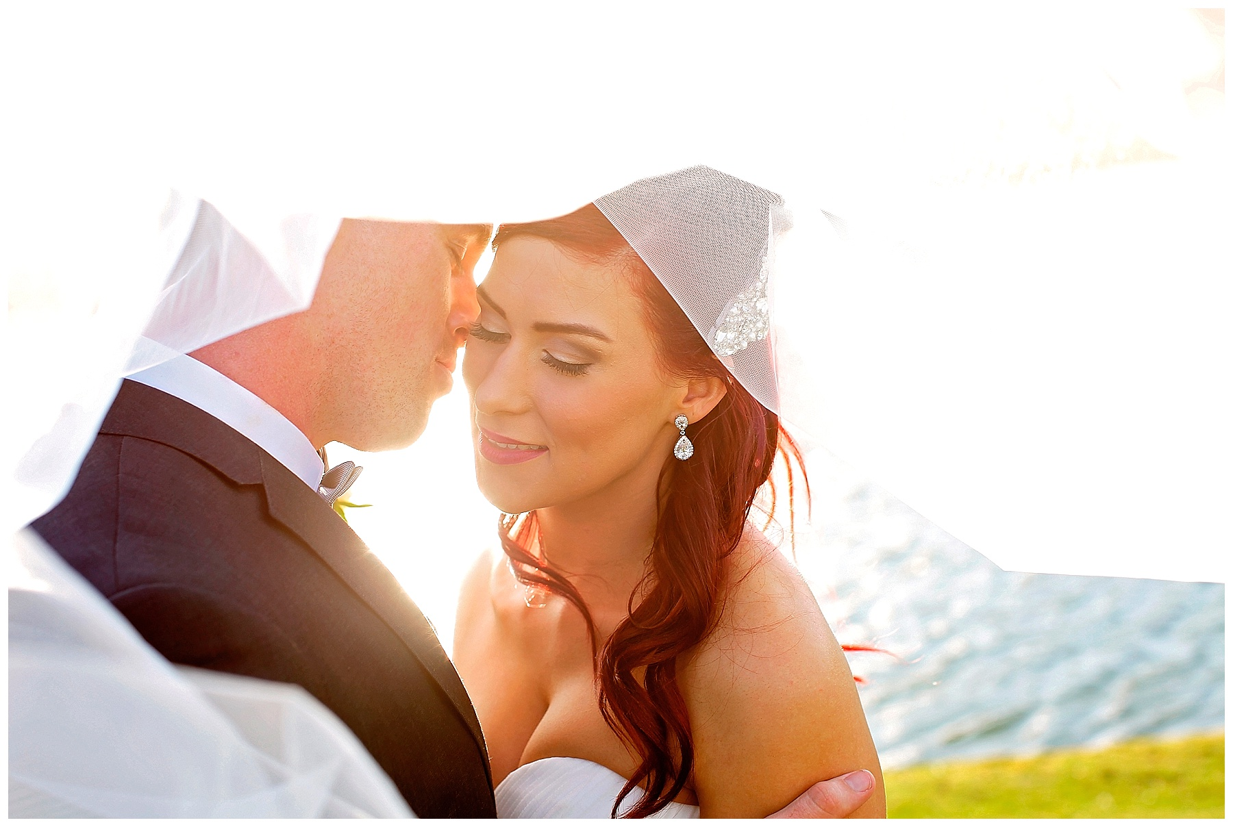 Romantic wedding photography Perth