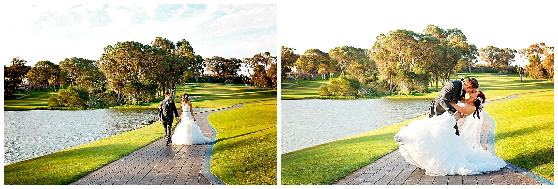 Joondalup Resort wedding photo
