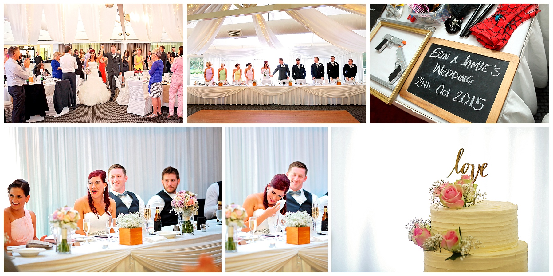 Joondalup Resort Marquee Wedding