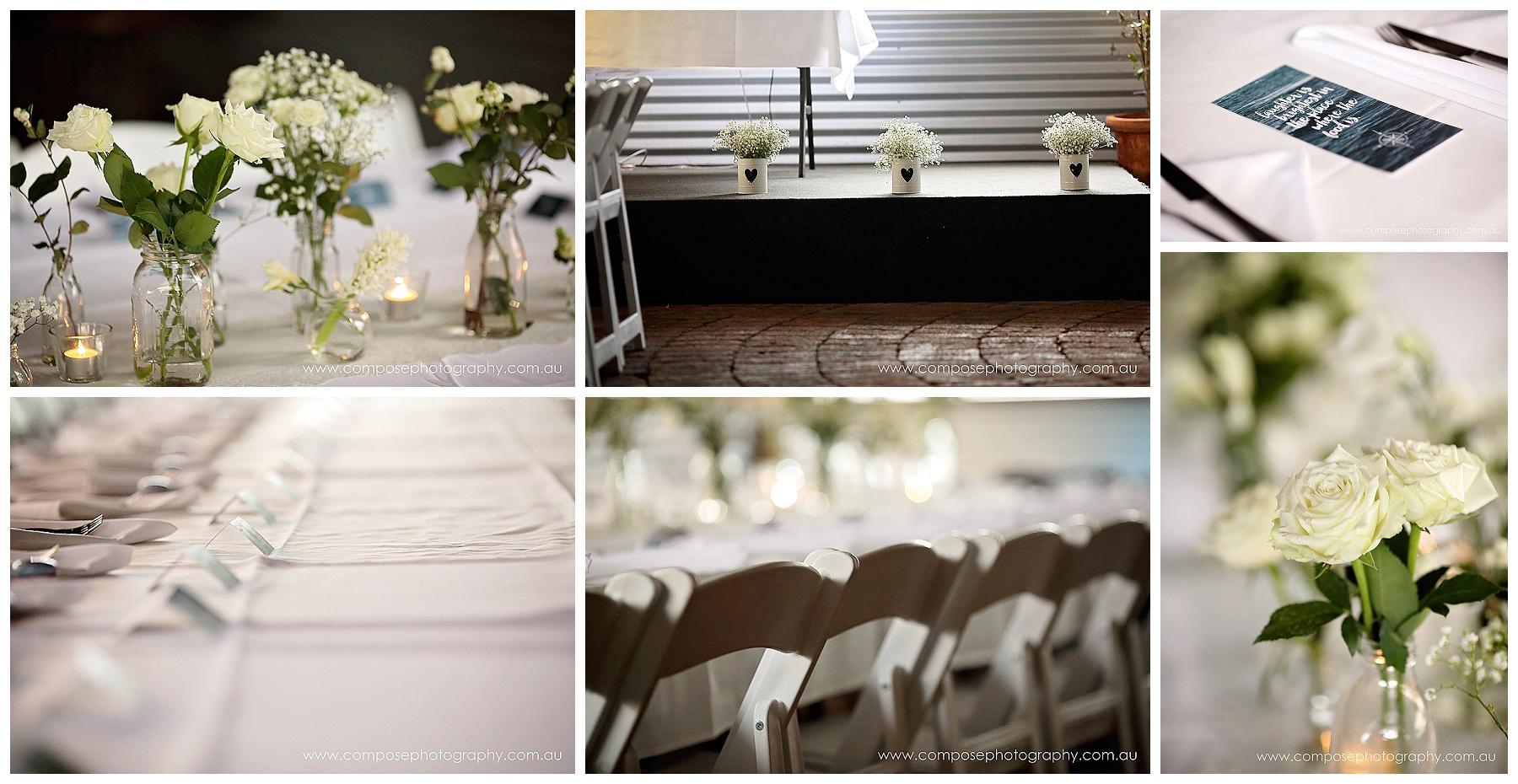 wedding styling country wedding