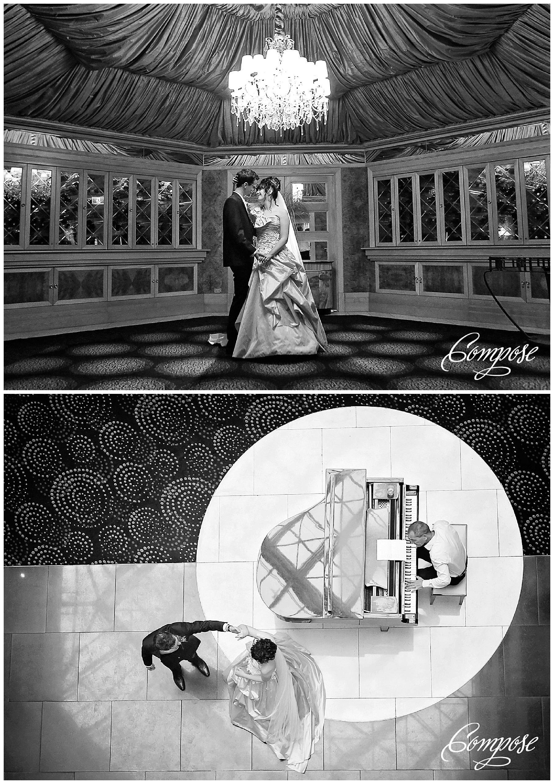 Gershwin's wedding