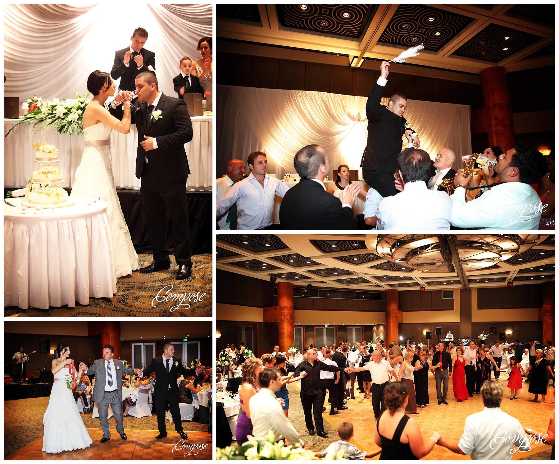 wedding photographer for Perth Macedonian wedding