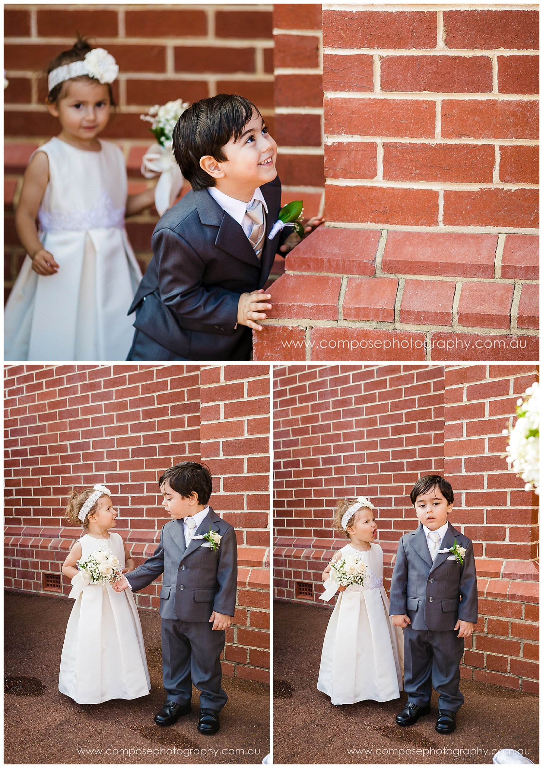 Kids at weddings are always entertaining, today we feature wedding photography of some of our favourite pageboys and flowergirls so far this year.