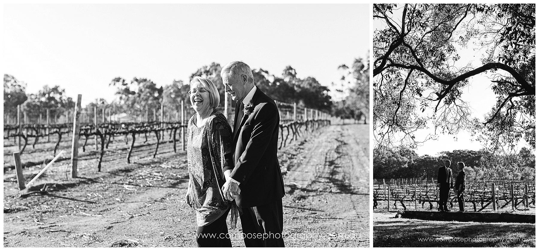 Vineyard Wedding Perth