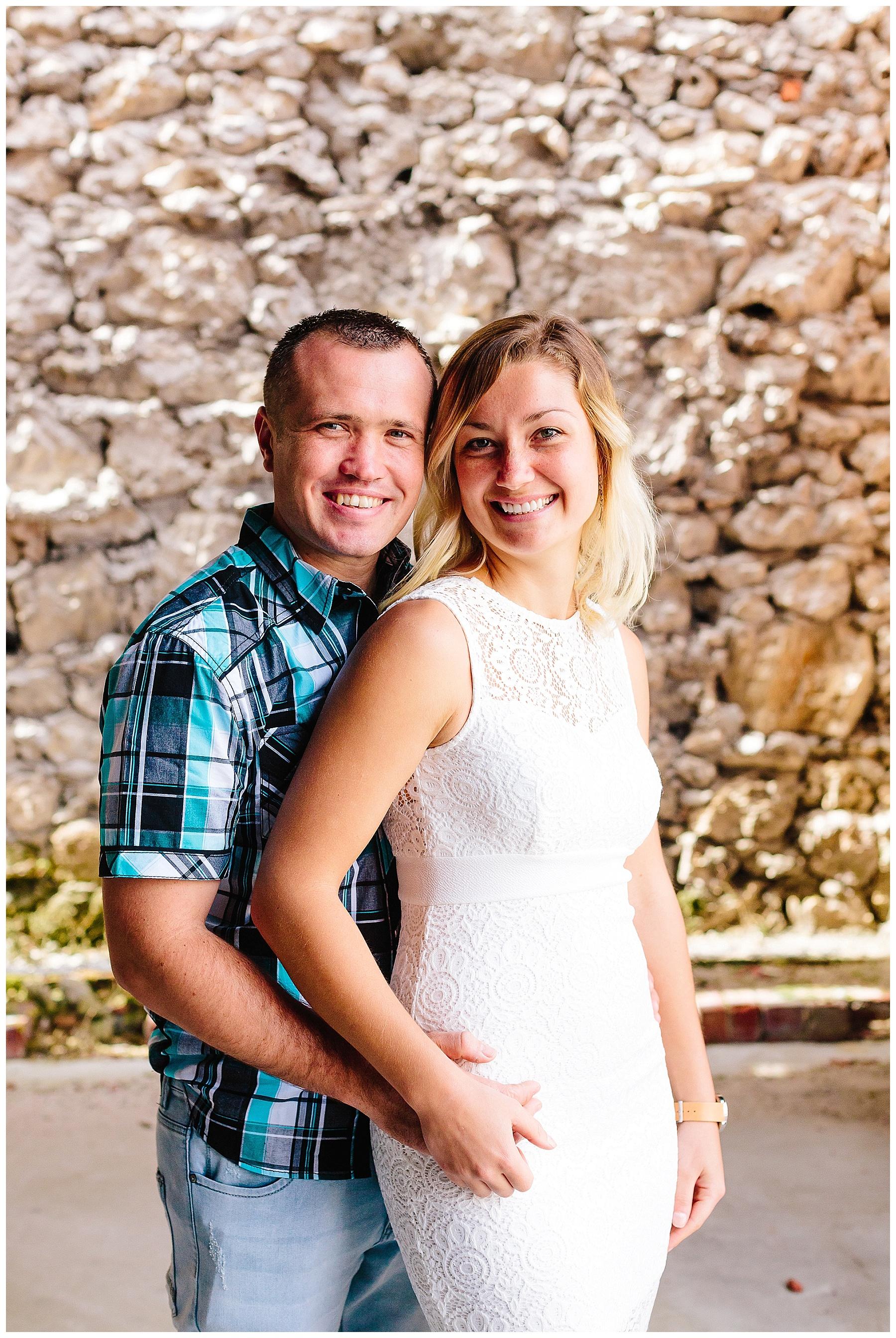 Couples portrait Fremantle