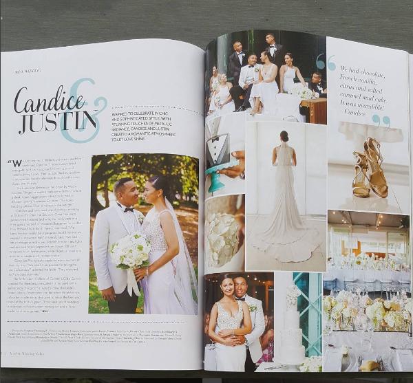 Modern Wedding Magazine Feature