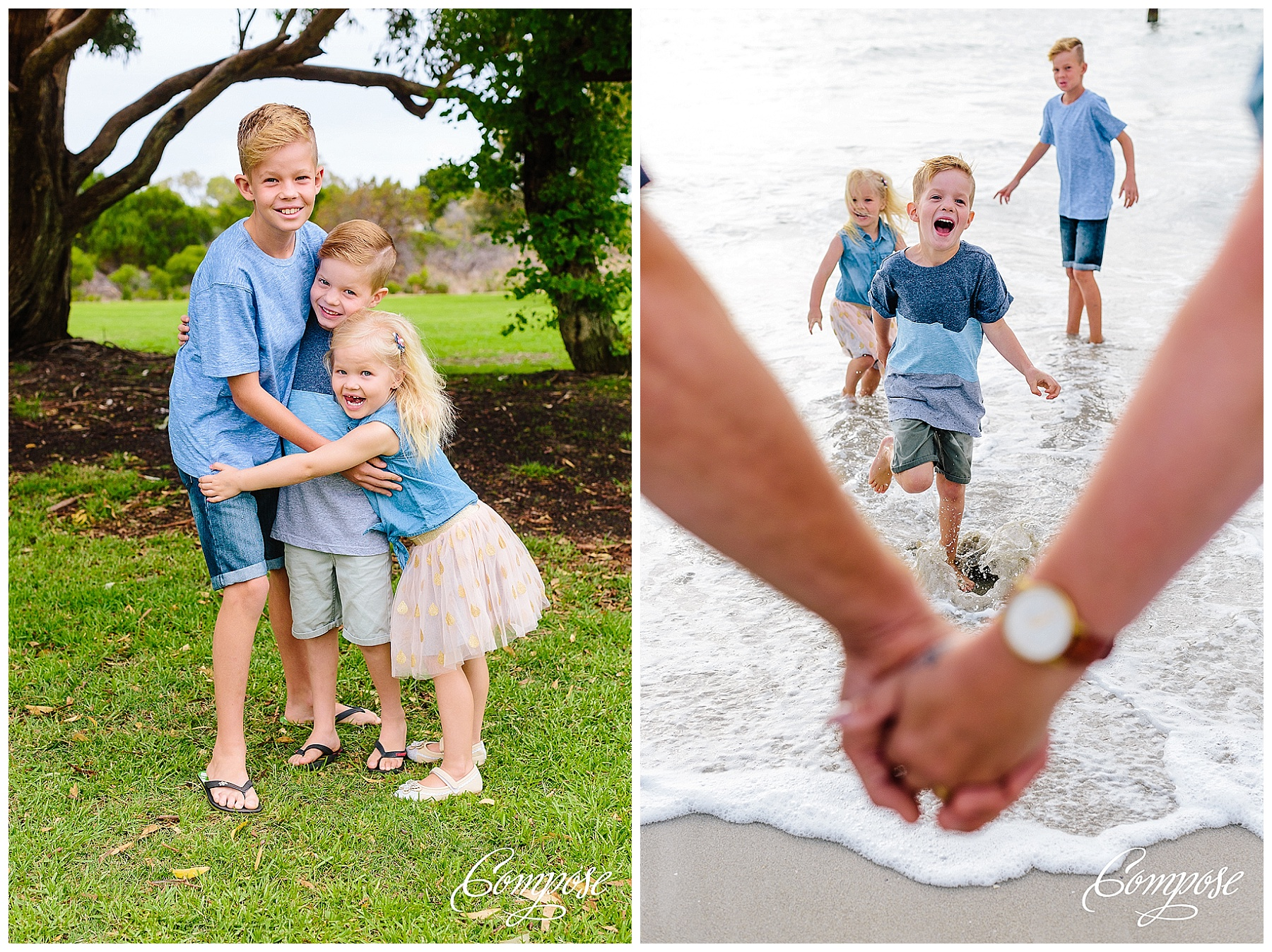 Woodman Point family photography