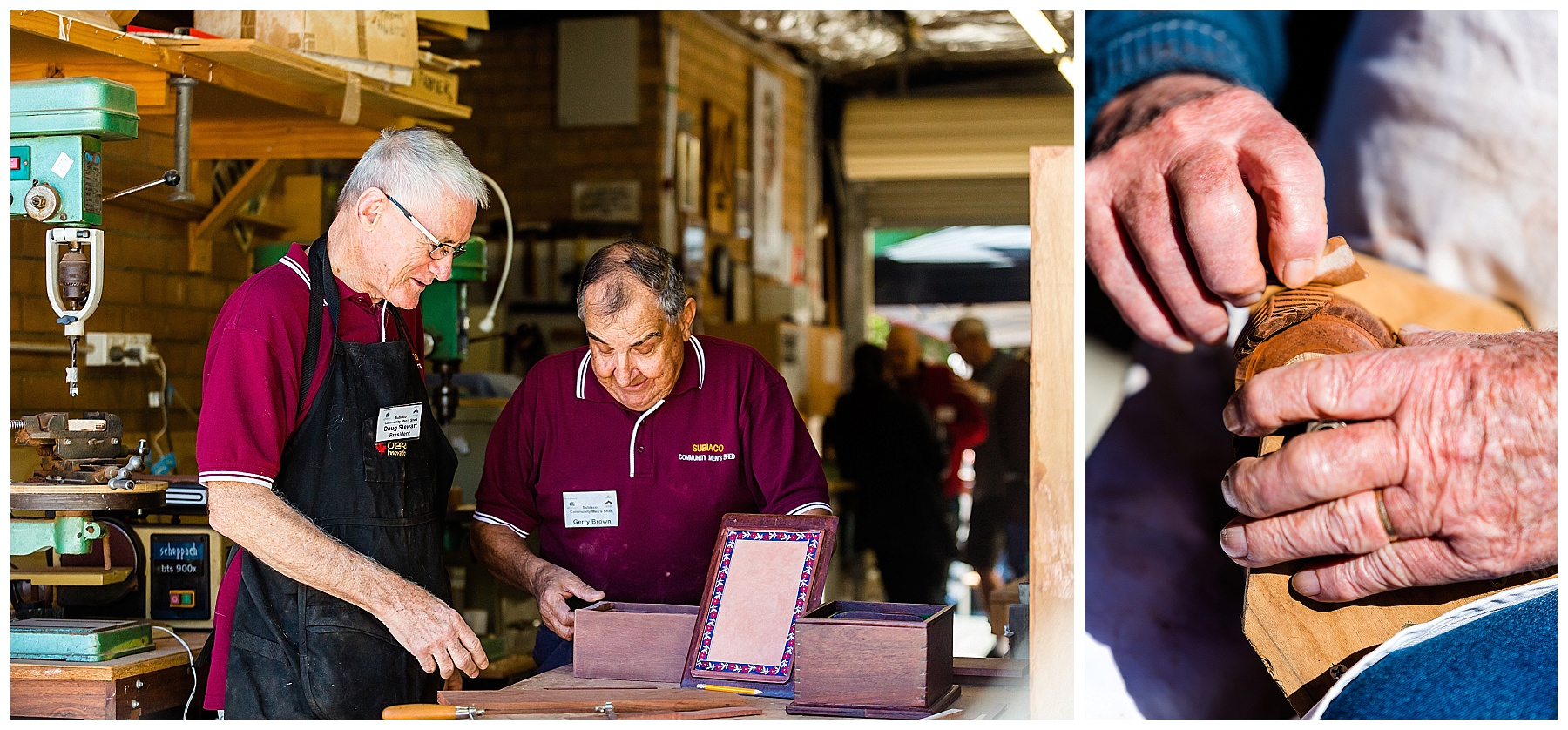 Subiaco mens shed