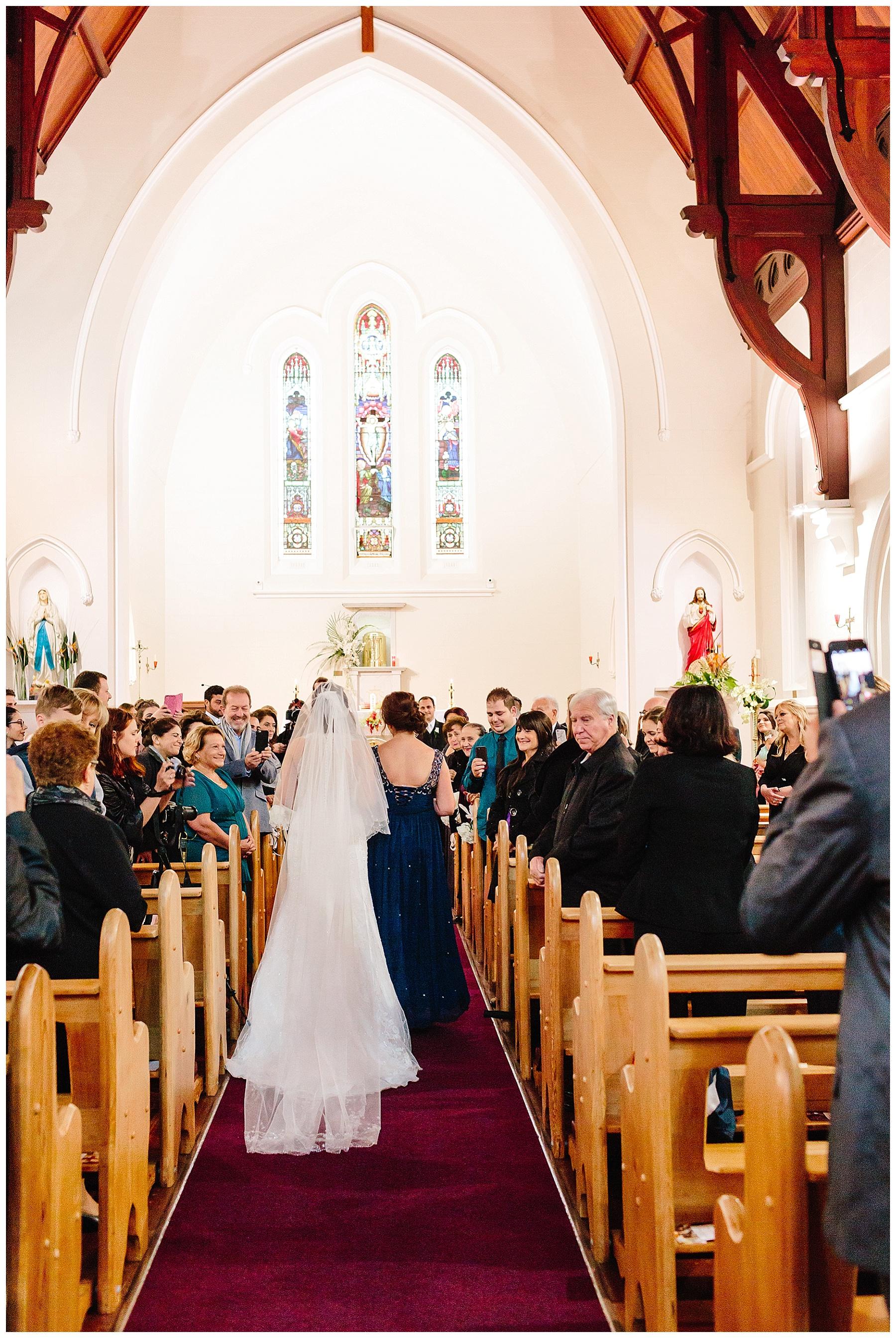 Church wedding Perth