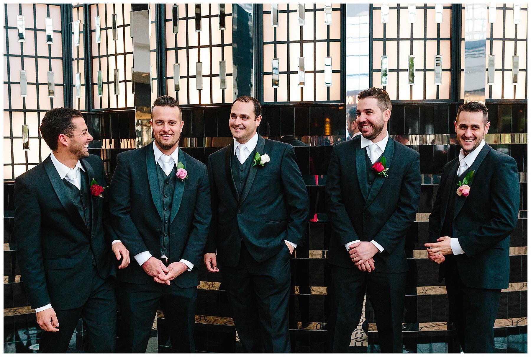 Crown Metropol wedding