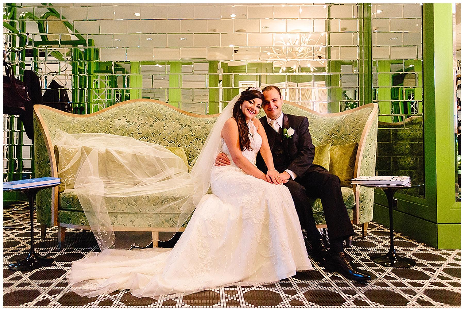wedding photo at Crown Perth